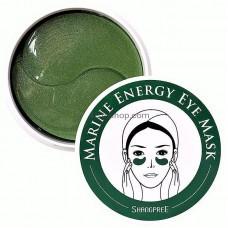 Гидрогелевая патчи под глаза Shangpree Marine Energy Eye Mask 60шт