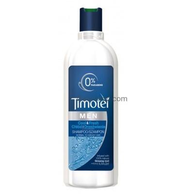 Шампунь для мужчин Прохлада и свежесть Timotei 400 мл