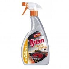 Спрей для чистки керамических плит Tytan 500 мл
