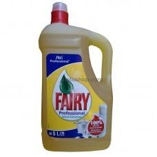 Средство для мытья посуды Fairy Professional Лимон 5л