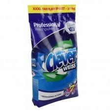 Стиральный порошок Clever Professional Weiss для белого белья 10кг