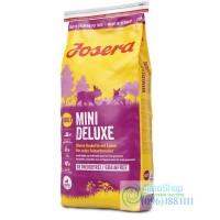 Сухой беззерновой корм  Josera Mini Deluxe для взрослых собак мелких пород 0,5кг