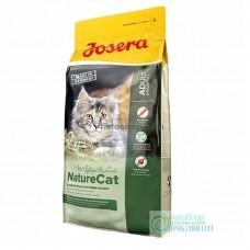 Сухой беззерновой корм Josera Adult Nature Cat для взрослых котов с мясом птицы и лосося 0,5кг