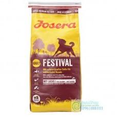 Сухой корм  Josera Festival для привередливых собак с лососем 0,5 кг