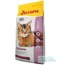 Сухой корм Josera Adult Carismo  для пожилых кошек 0,5кг