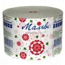 Туалетная бумага Мальва 9 рулонов