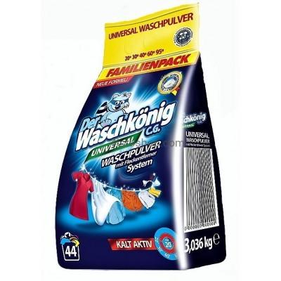 Waschkönig Universal Стиральный порошок 3.036кг