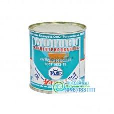 Концентрированное молоко без сахара Рогачёв 320г