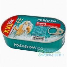 Шпроты Poseidon в томатном соусе 300 г