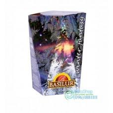 Чай черный Basilur Зимняя фантазия Зимний рассвет картон 85г