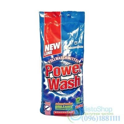 Power Wash Стиральный порошок универсальный 10кг