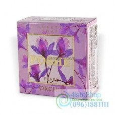Мыло глицериновое Рoshe Орхидея 100г