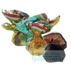 Конфеты опт Грильяж экзотика в шоколаде 1кг