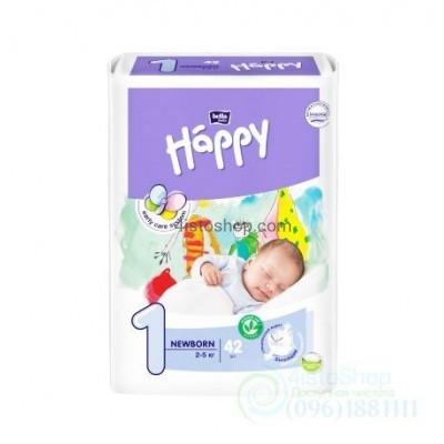 Bella Happy 1 Newborn 42шт