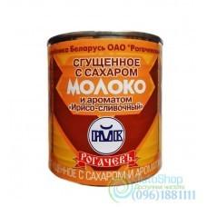 Сгущённое молоко вкус Ирисо-сливочный Рогачев 380 мл