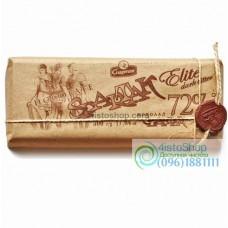Шоколад горький 72% какао Спартак 500 г
