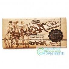 Шоколад горький Спартак 90% какао 100 г
