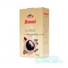 Кофе молотый Bravos Classic 250г