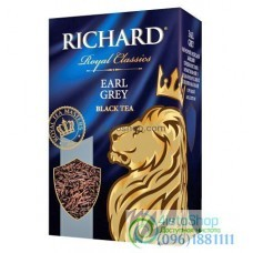Чай черный Richard Earl Grey с ароматом бергамота 90г