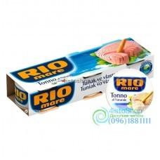 Тунец в собственном соку Rio Mare 80г
