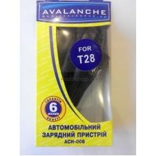 Автомобильное зарядное устройство Avalanche ATCH-C-ER.T28