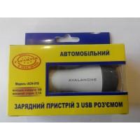 Универсальное зарядное устройство Avalanche ACH-018