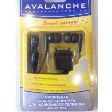 Наушники для мобильного телефона AEF-01-N70