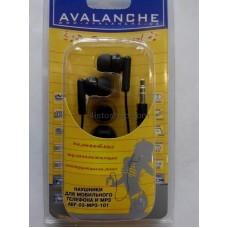 Наушники для мобильного телефона AEF-03-mp3-101