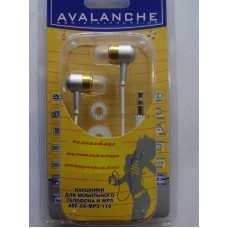 Наушники для мобильного телефона AEF-03-mp3-110