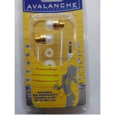 Наушники для мобильного телефона AEF-03-mp3-226