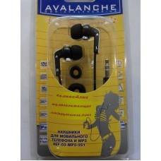 Наушники для мобильного телефона AEF-03-mp3-251