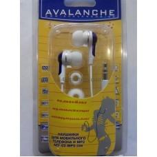 Наушники для мобильного телефона AEF-03-mp3-256