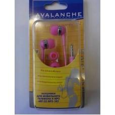 Универсальные наушники для телефона aef-03-mp3-382