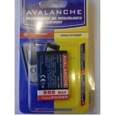Аккумуляторная батарея ALMP-NO.6100CP0800