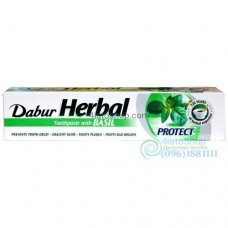 Зубная паста Dabur Herb'l Basil лечебно профилактическая 100 г