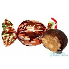 Конфеты шоколадные Клюквенный Грильяж 500 г