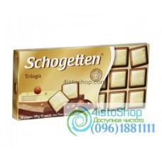 Шоколад Schogetten Trilogia 100 г