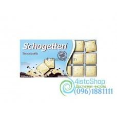 Шоколад Schogetten Ванильное мороженое 100 г