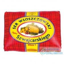 Сыр Ser Włoszczowski Швейцарский 1 кг