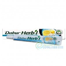 Зубная паста Dabur Herb'l Lemon and Salt отбеливающая 100 мл