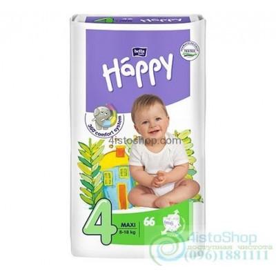 купить подгузники Bella Happy 4