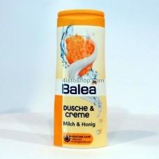 Гель для душа Balea молоко мед 300мл