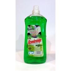 Средство для мытья полов Passion Gold 1,5 л зеленый