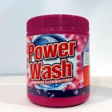 Пятновыводитель для цветного белья Power Wash порошок 600г