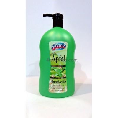 Жидкое мыло Gallus Яблоко 1л