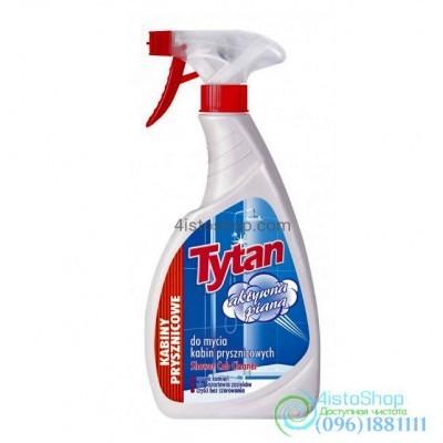 Спрей для чистки душевых кабин Tytan 750мл