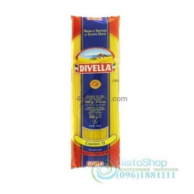 Спагетти Divella Capellini 500 г