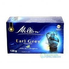 Чай черный Milton Earl Grey Classic 80 пак.