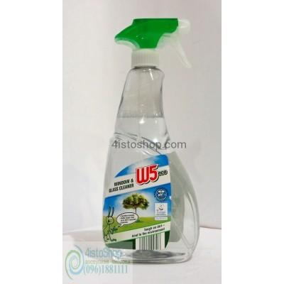W5 Eco жидкость для мытья окон и зеркал, 1000мл