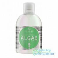 Шампунь увлажняющий Kallos Algae c экстрактом водорослей 1000мл